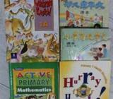 Used P1 School Textbooks $1 Onwards