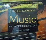 ROGER KAMIEN: music an appreciation 8th edition!