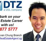 DTZ No 1 Top Recruiter Evan Chung Assists his Team in Succeeding in their Career