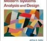 $Cheap! University text book -IS, IT, Modern Systems Analysis & Design