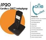 Cordless Dect Phone: ONe Dect SP20