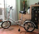Used Foldable Bike in Good Condition