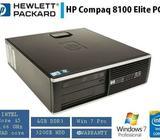 HP Elite 8100 Business PC Desktop i5 2.67Ghz 4GB 320GB WIN 7 Pro HP Warranty