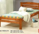 brand new shortened bed for the maid-w del