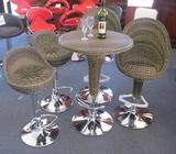 Adjustable 3 pc Table & Chair