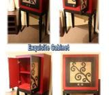 Used Exquisite Cabinet For Sale