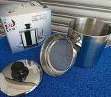 Yong Cheng Brand Stainless Steel Oil Filter Pot