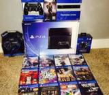 new Sony PS4 500gb console $200 sales bonanza with guarantee (with 4 free games)