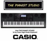 THE PIANIST STUDIO | Casio WK-7600 Real High Grade Keyboard Sale!