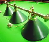 Used Pool/Billiard Lamp Shade (3 pcs type) Lighting