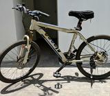 Aleoca Bike with full accessories (Helmet, Lock)