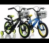 Brand New Kids Bicycles : available in 12