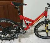Used Cannondale Bicycle