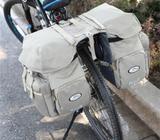(Unopened) Waterproof Rear Rack Carrier Bicycle Bag 50L