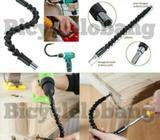 Electronics Drill 295mm Flexible Shaft Bits Extention Screwdriver Handy Tool