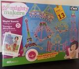 Brand NEW*** K'NEX Mighty Makers World Travels Building Set