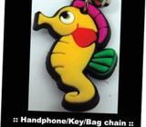 Mobile phone Straps / Bag Chain & Dangles