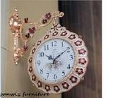 brand new Italian design double-sided wall clock