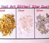 Large Nail Art Glitter for Nail Art (Rhinestones, Nail Polish)