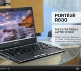 GREAT CONDITION TOSHIBA PORTEGE R830FOR SALE