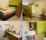 DAILY $200 STUDIO APARTMENT FREE INTERNET IN CITY CENTRAL, BUGIS MRT, ROCHOR