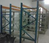 Warehouse Racks, Storage Racks, Metal Shelving, Boltless/Screw type any size