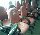 Over 300 assorted chairs from $2 at No 6 Ubi Rd