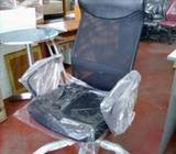 New Office Chairs, Mesh Chairs , Cushion Chairs, Tables