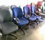 Assorted office Chairs, New & Used....from $5.....Training Chairs