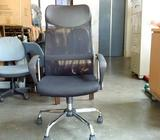 Limted Offer New Hugh Back Mesh Chair $159, Quality 5ft Table + L-Shape $100