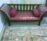 Moving Our Garage Sale!!! Sofa from Indonesia