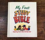 **Preloved** My First Study Bible