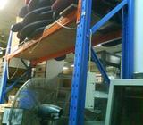 Warehouse Rack, Metal Storage Racks, Bookdshelf, Cabinets, Pallet Racks