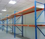 Used Quality Metal Storage Racks, Warehouse Racks, Cabinets