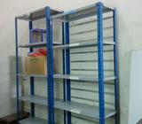 Metal Storage Shelving, 7ft Height