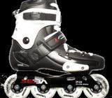 Selling Seba rollerblades in good condition UK size 5 at $100 with meetup