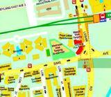 FUYUEN Court - Studio Apartment (1 +1) - Walk to Paya Lebar MRT