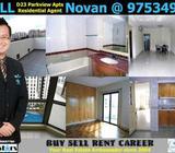 District 23 Parkview Apartments 2Bedder Rental