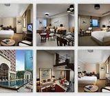 ORCHARD MRT 3 BEDROOMS SERVICED APARTMENT @ ORCHARD PARKSUITES