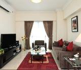 RESORT + HOLIDAY 3 BEDROOMS SERVICED APARTMENT @ HOUGANG VILLAGE