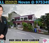 District 28 Sunrise Villa 3 Storey Terrace 5 Bedder Rental