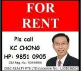 Boon Lay MRT/ Jurong Point - 2+1/3+1 Blk 273A Jurong West Ave 3 Rental