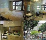 SERVICE APARTMENT: BREAKFAST, HOUSEKEEPING, LAUNDRY, WIFI, CALLS