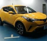 Toyota C-HR Hybrid 1.8S for Private Hire Rental