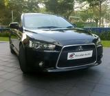 Mitsubishi Lancer EX 1.6 for Private Hire Rental