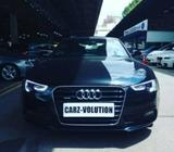 LUXURY AUDI A5 2.0TFSI CONVERTIBLE FOR LEASING