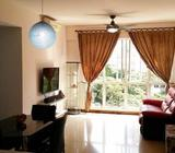 3 bedroom condo Lacasa at woodlands for rent. Nice home