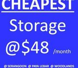 RENTAL - HANDSFREE STORAGE SPACE and WAREHOUSE SPACE FOR RENT