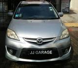 MAZDA 5 1.8A MPV CAR RENTAL @ JJ GARAGE