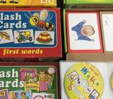 Right Brain Training Materials (Cards and CD)